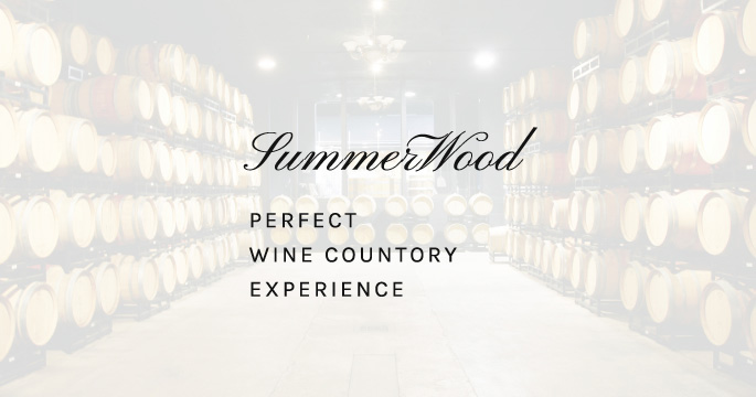 Summer Wood PERFECT WINE COUNTORY EXPERIENCE